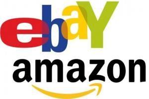 ebay,amazon